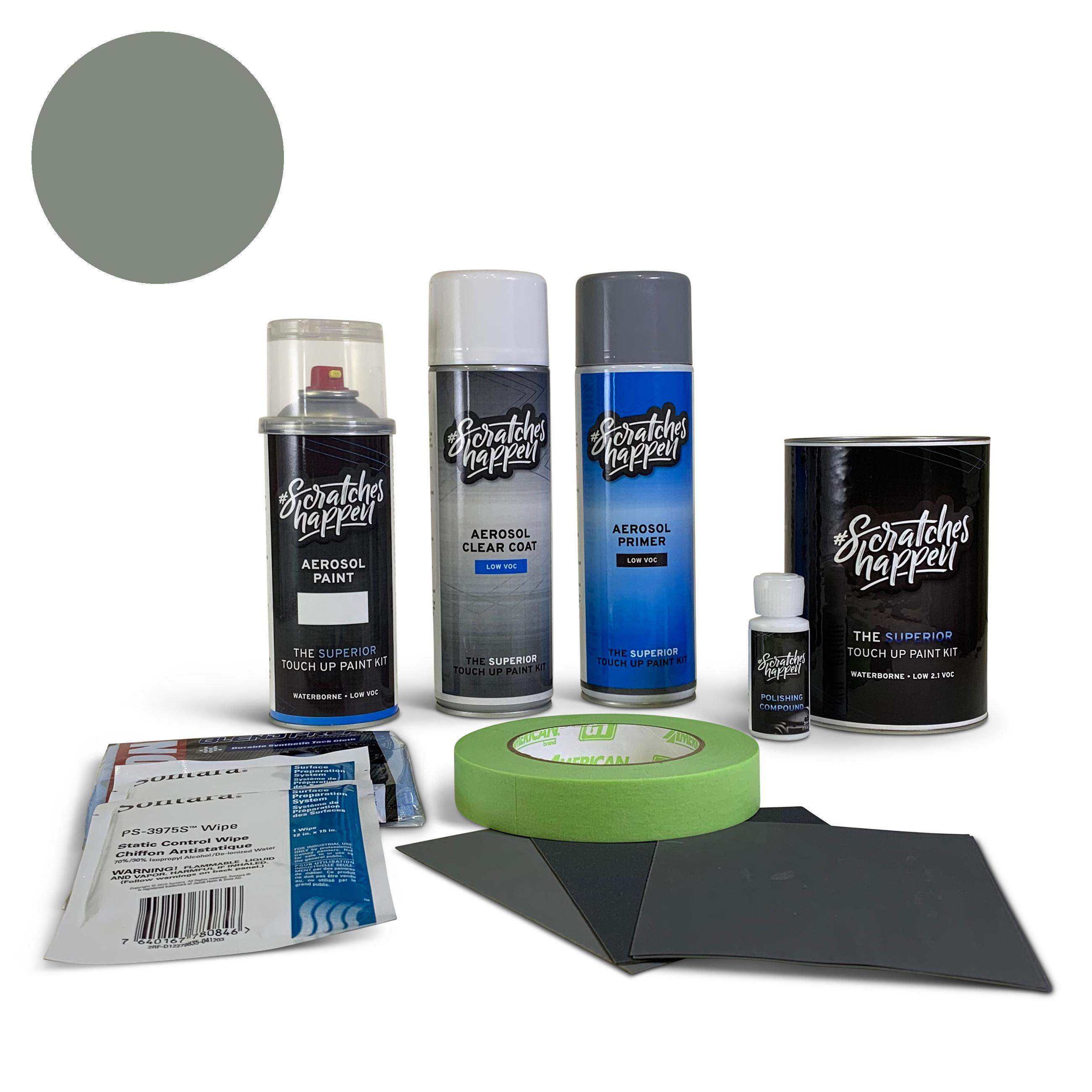 Acura/Honda Sterling Gray (NH-741M) Touch Up Paint