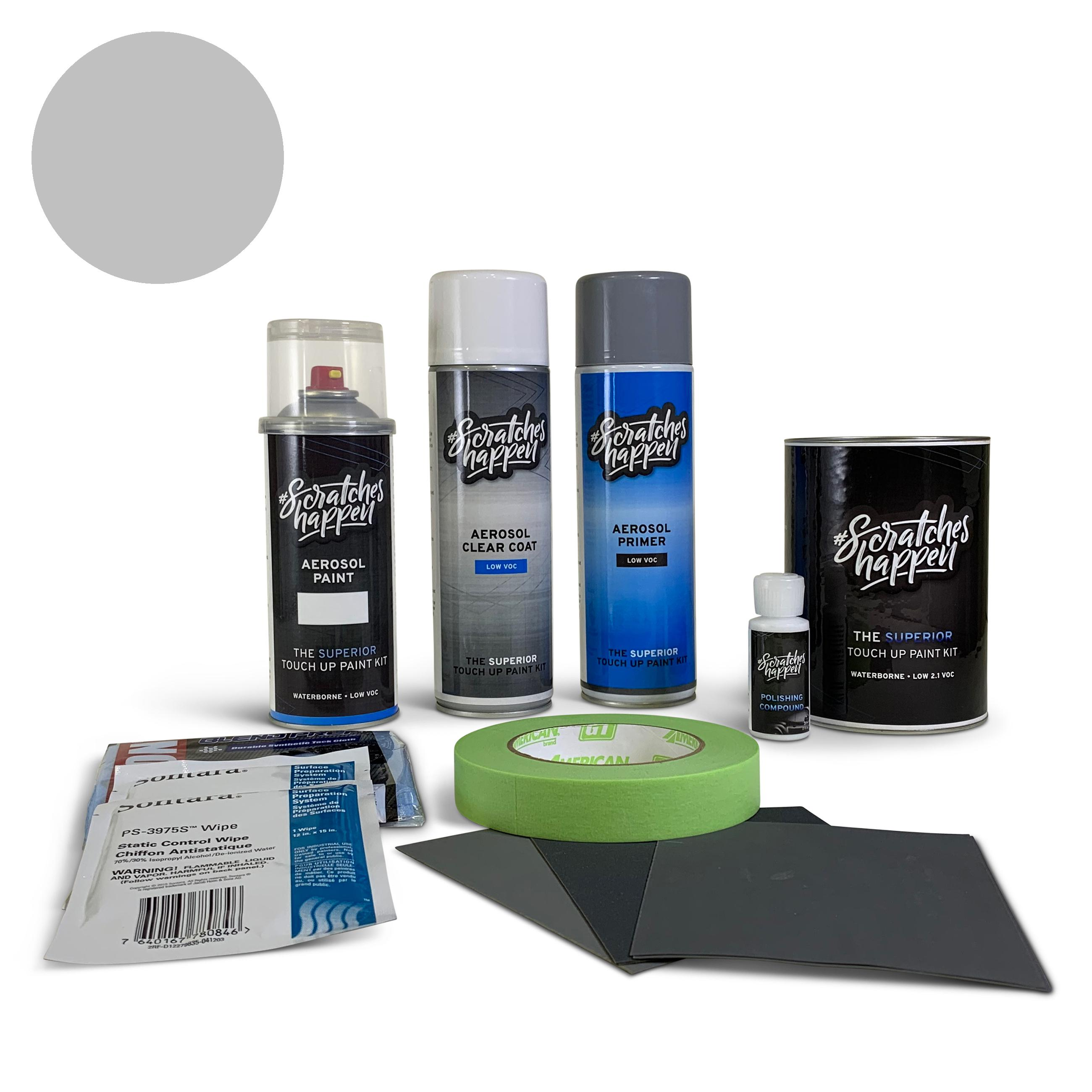 Acura/Honda Satin Silver (NH-623M) Touch Up Paint