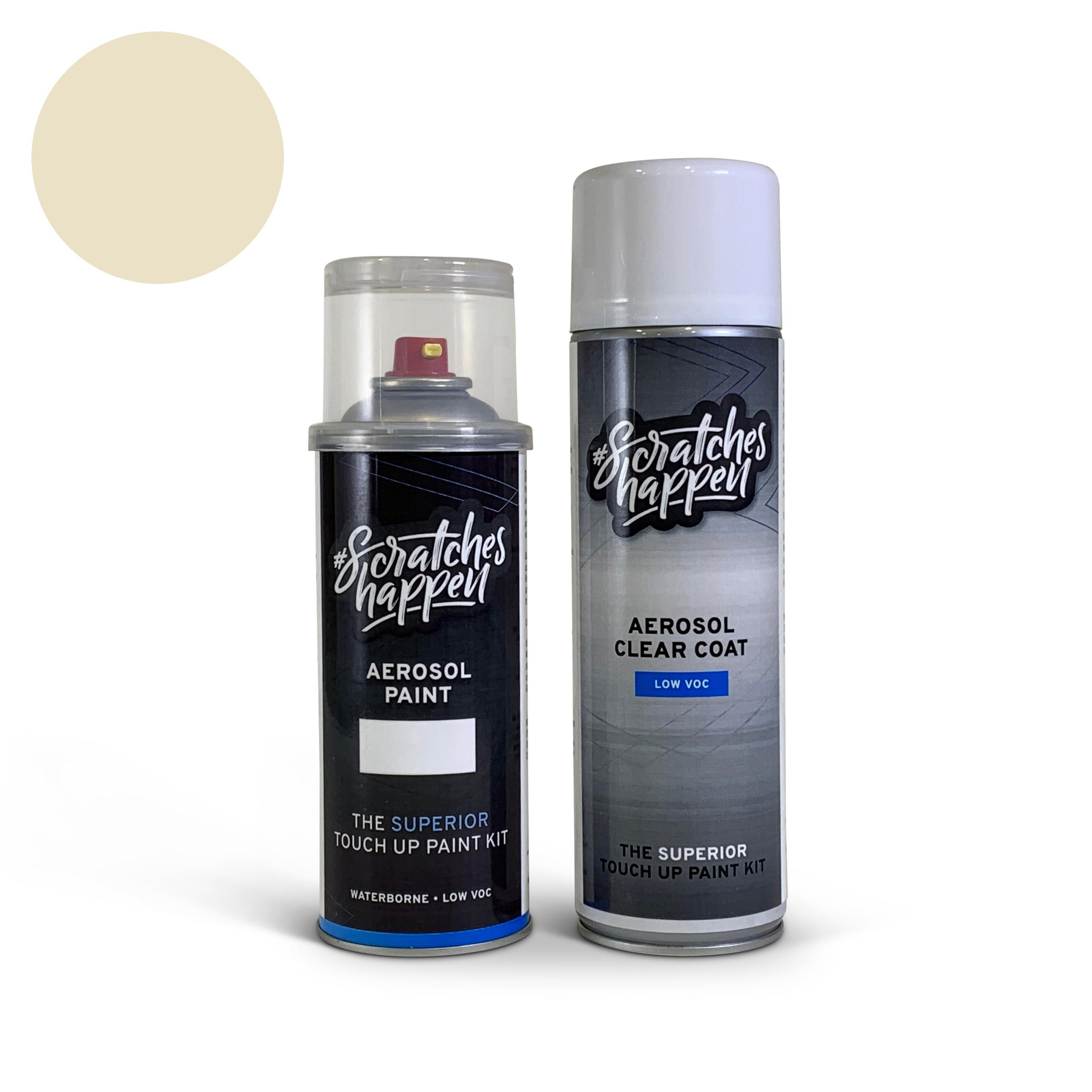 Acura Alberta White (NH-717P) Touch Up Paint