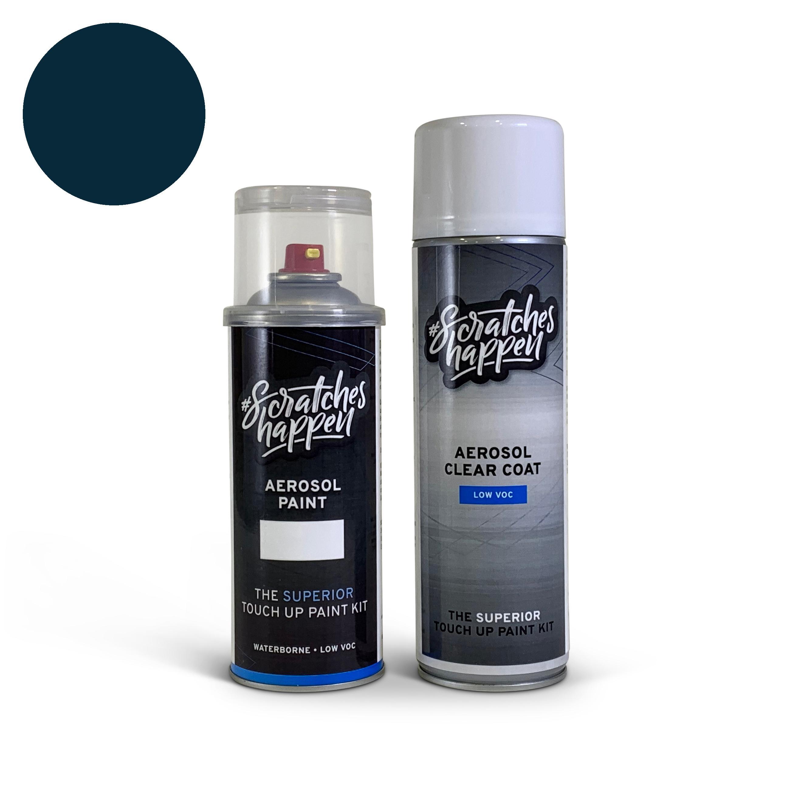 Hyundai Lakeside Blue (VU8/VU) Touch Up Paint