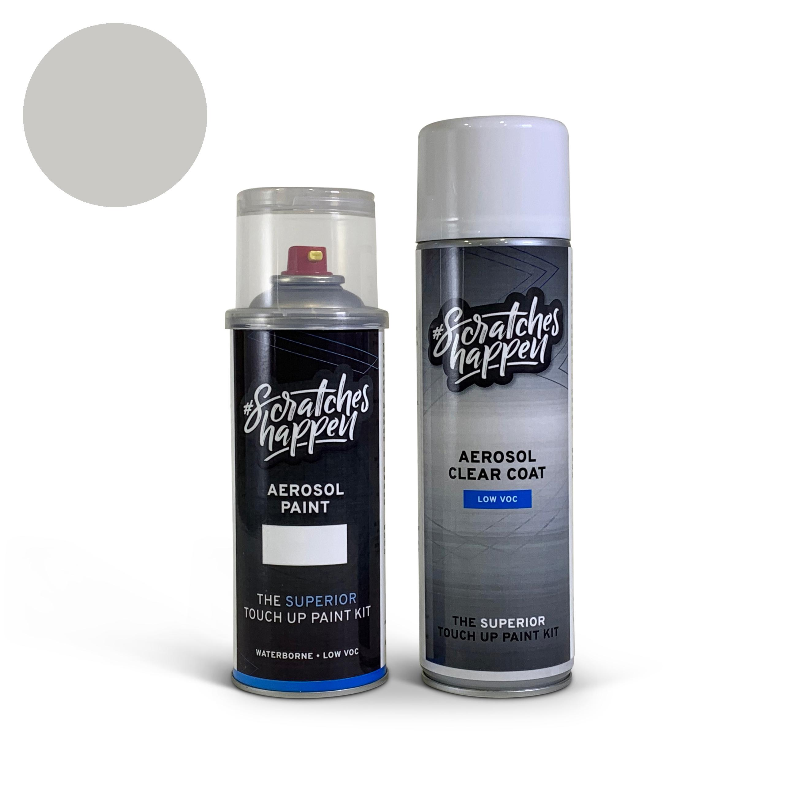 Acura/Honda Sebring Silver/Silverstone (NH-552M) Touch Up