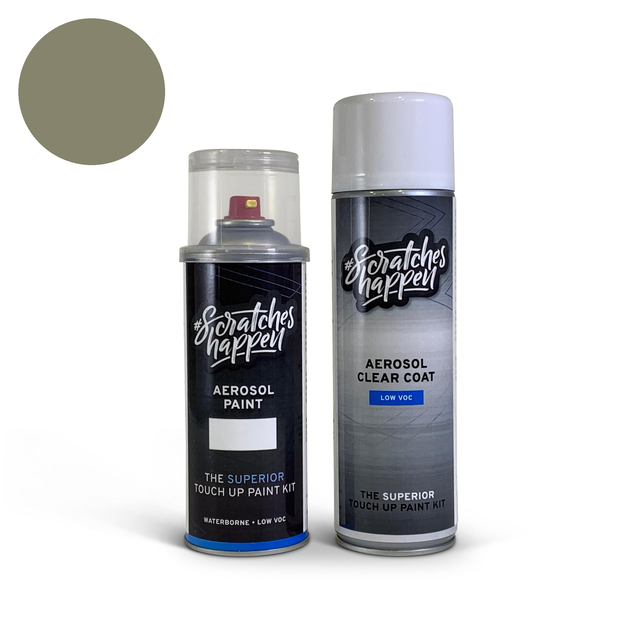 Acura/Honda Galaxy Gray (NH-701M) Touch Up Paint