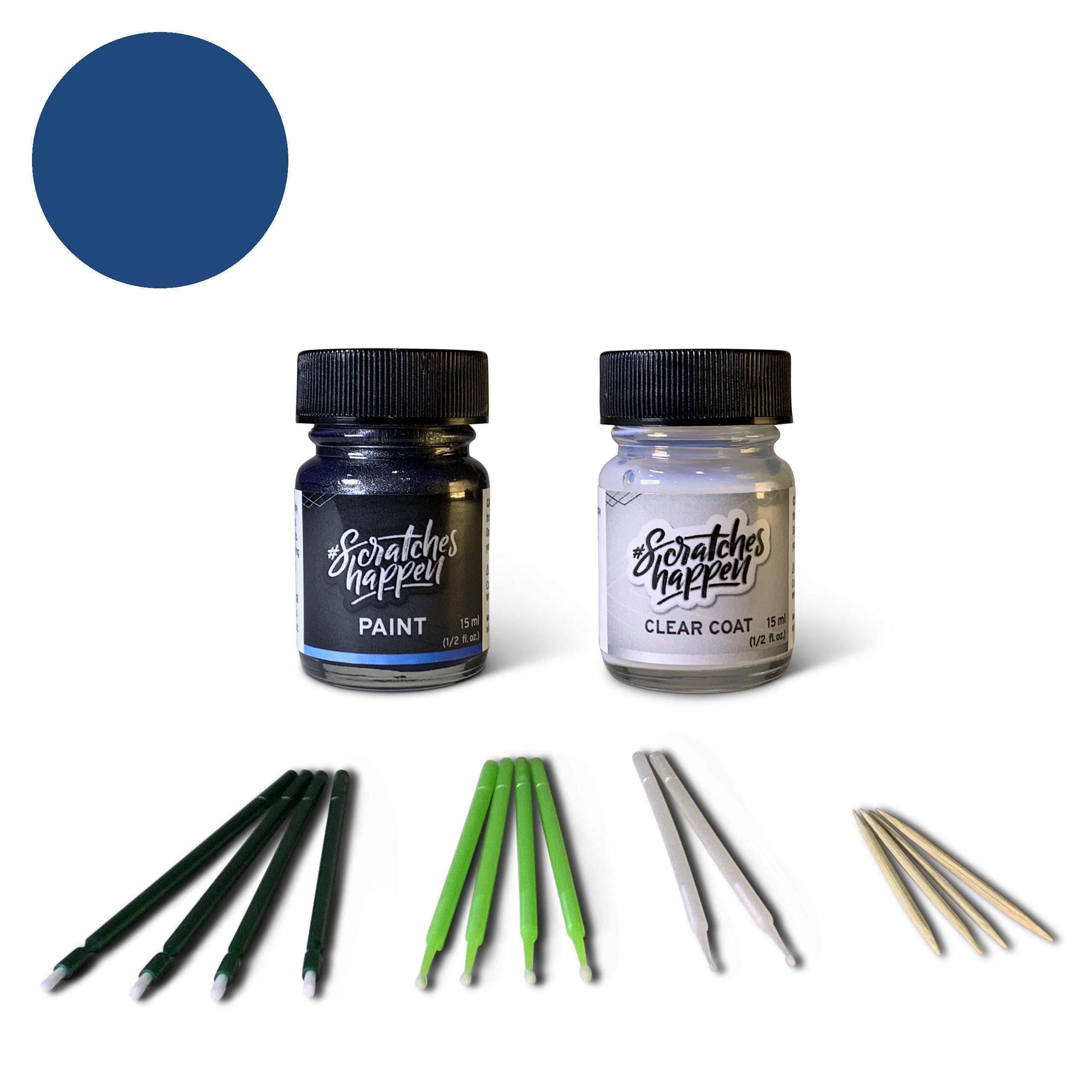 BMW Riverside Blue (C3W/WC3W) Touch Up Paint